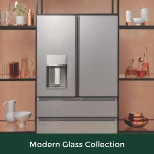 cafe modern glass finish