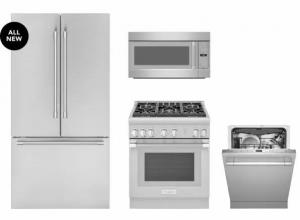 Tier Two 4 Piece Kitchen Package