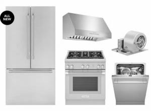 Tier Two 5 Piece Kitchen Package